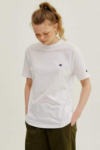 [ASIA] 쇼트슬리브 티셔츠 (WHITE) CKTS1E326WT