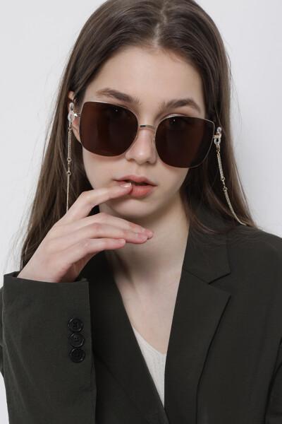 윤 선글라스