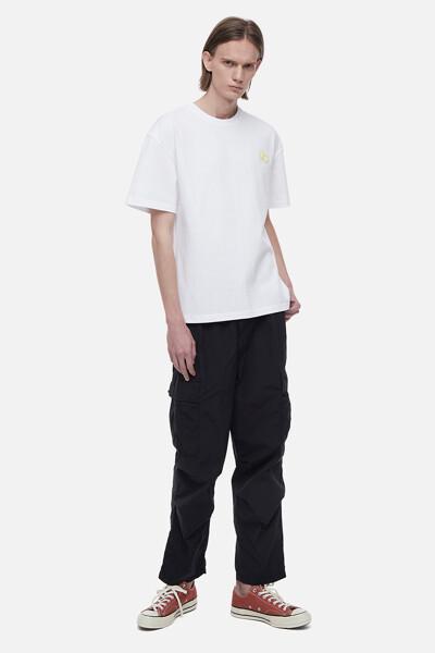 코튼 투게더 패치 앤 프린트 티셔츠