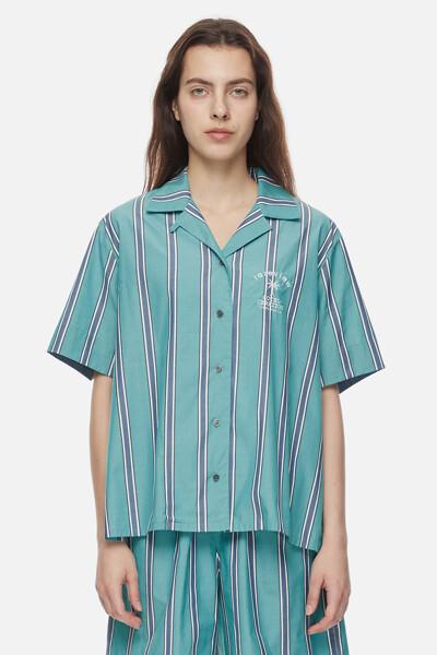 RV X HC 파자마 모티브 셔츠