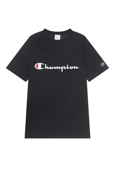 [ASIA] 쇼트슬리브 티셔츠 (BLACK) CKTS1E239BK