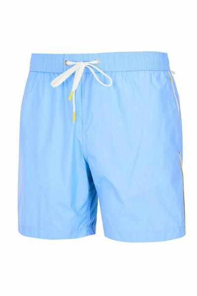 [HARTFORD] 블루 라인배색 수영복하의 (RASR0EHF1B1)