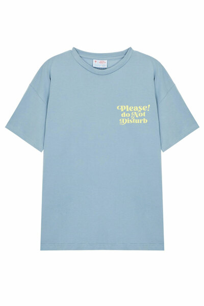 [RAUM MEN] 세리토스 콜라보 반팔 티셔츠 남녀공용 (ROTS0FCE1B1)