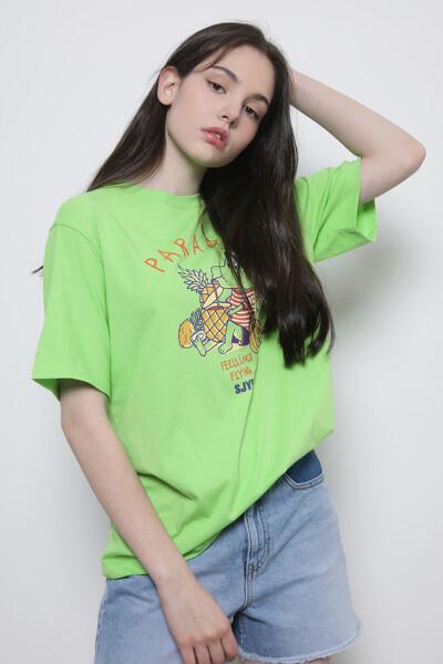 파라다이스 디노 티셔츠