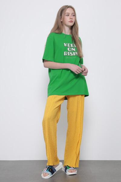 킵 온 라이징 반팔 티셔츠