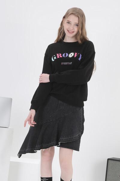 그루비 스웨트셔츠