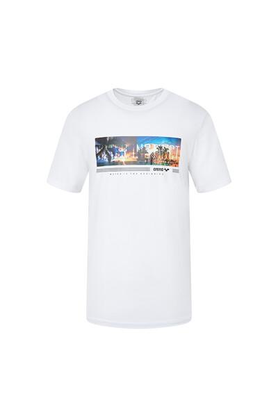[ARENA SPORTS] 반팔 티셔츠 S0MC1RT15WHT