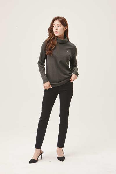 [GUESS] 여성 블랙 슬림 스키니 OL3D0363