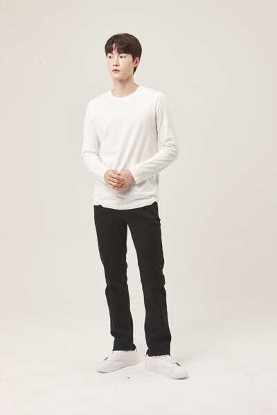 [GUESS] 남성 블랙 슬림 스트레이트 NL3D0360