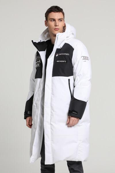 [데상트] 남녀공용 스위스 스키팀 롱다운 (SM423SDJO1)