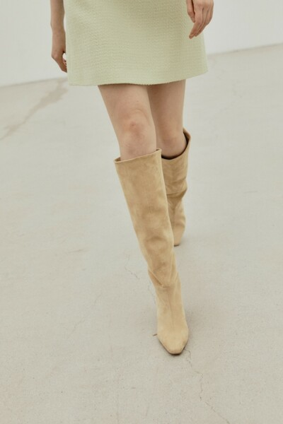TIA Slouchy Boots BUTTER (JYSO1D900I1)