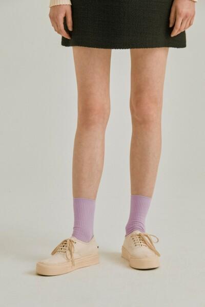 Gelato socks LAVENDER (JYSS1D900V1)