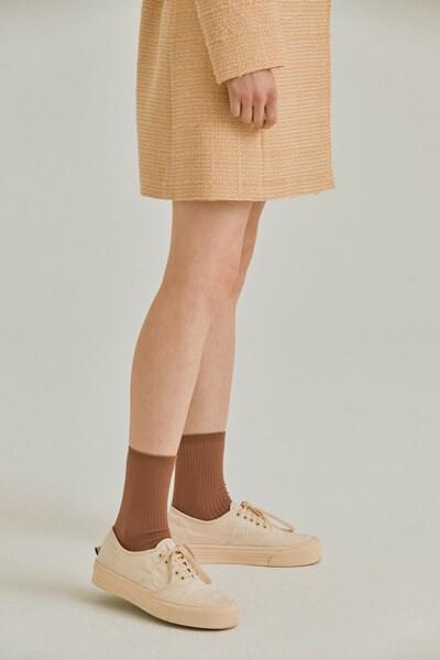 Gelato socks CARAMEL BROWN (JYSS1D900W3)