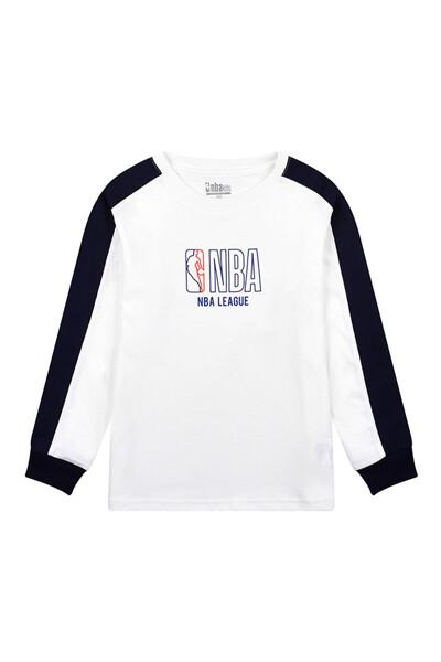 [KIDS]소매배색 NBA 티셔츠_K213TS110P