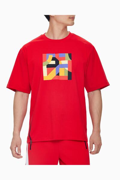 남성 씨앤와이 그래픽 반팔 티셔츠 4MS1K148-621 4MS1K148621