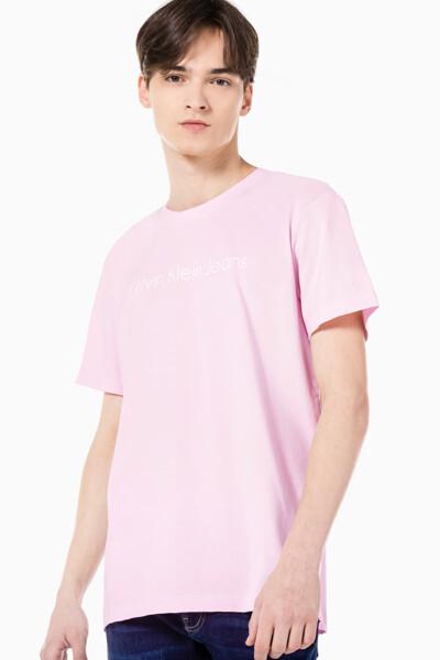 남성 인스티튜셔널 젤 로고 프린트 반팔 티셔츠 J317456-TN9 J317456TN9