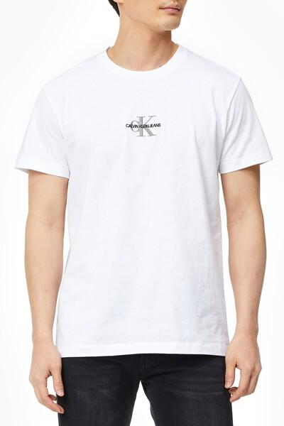 남성 아이코닉 에센셜 반팔 티셔츠 J318290-YAF J318290YAF
