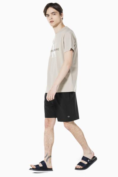 남성 액티브 아이콘 로고 트레이닝 쇼츠 4MS1S830-007 4MS1S830007