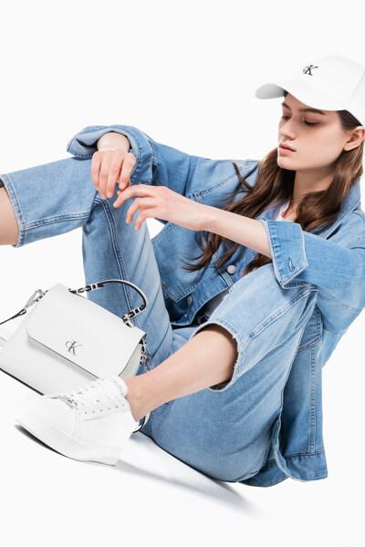 여성 모노 하드웨어 소프트 미니 탑 핸들 사첼백 DH2489-391 DH2489391