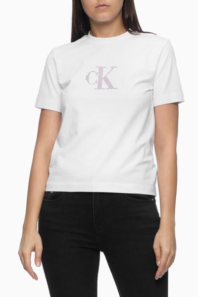 여성 임벨리시먼트 반팔 티셔츠 J215807-YAF J215807YAF