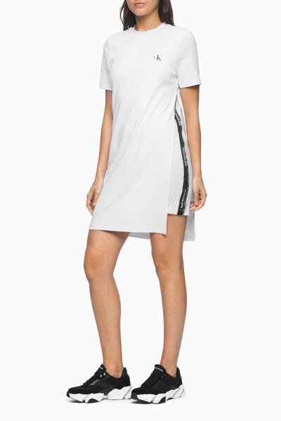 여성 레이어드 사이드 슬릿 드레스 J215974-YAF J215974YAF