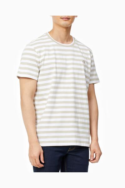 남성 시즈널 투톤 티셔츠 J318114-PED J318114PED