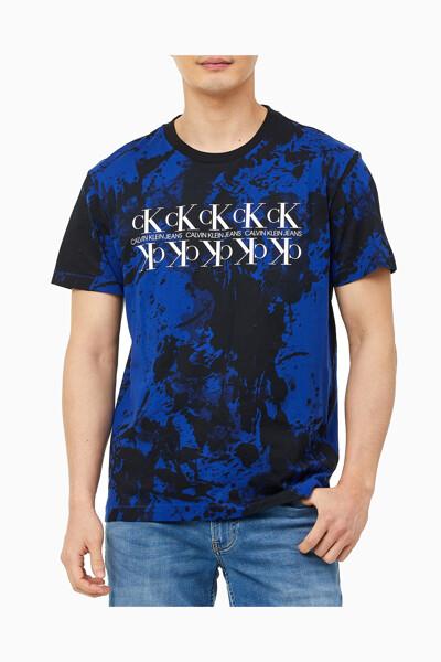 남성 AOP 스프레이 티셔츠 J318298-0GL J3182980GL