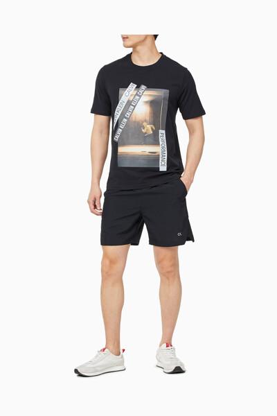 남성 그래픽 반팔 티셔츠 4MS1K155-007 4MS1K155007