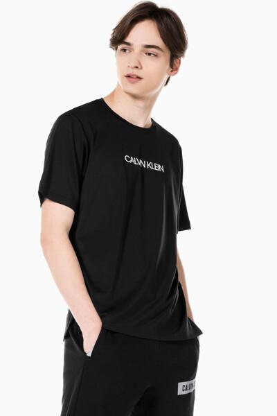 남성 액티브 아이콘 로고 트레이닝 티셔츠 4MS1K265-007 4MS1K265007