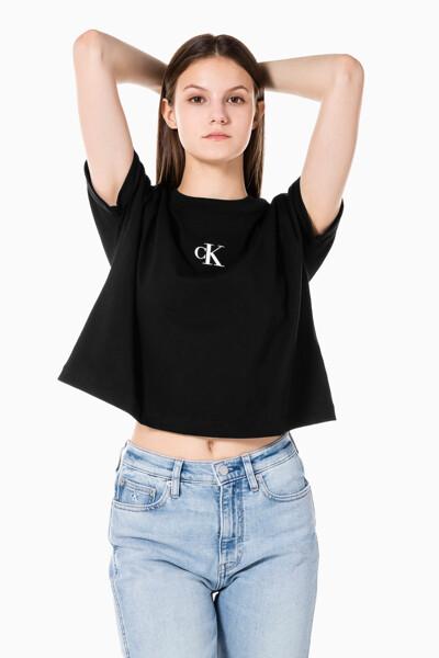 여성 어반 로고 티셔츠 J216353-BEH J216353BEH