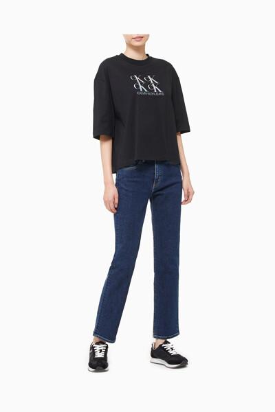 여성 AF 이리데슨트 CK 패션 티셔츠 J216217-BEH J216217BEH