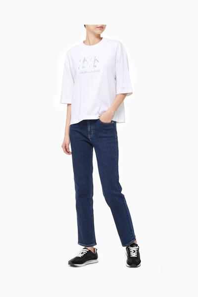 여성 AF 이리데슨트 CK 패션 티셔츠 J216217-YAF J216217YAF