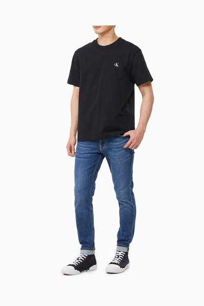 남성 백 패션 로고 릴렉스핏 반팔 티셔츠 J318107-BEH J318107BEH