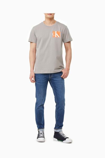 남성 그래픽 클린 반팔 티셔츠 J318116-PBU J318116PBU