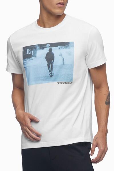 남성 AF 어반 스케이터 박스핏 반팔 티셔츠 J318149-YAF J318149YAF