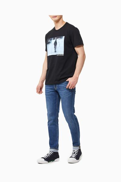 남성 AF 어반 스케이터 박스핏 반팔 티셔츠 J318149-BEH J318149BEH
