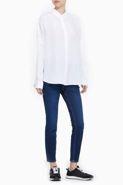 여성 썸머 린넨 셔츠 J216153-YAF J216153YAF