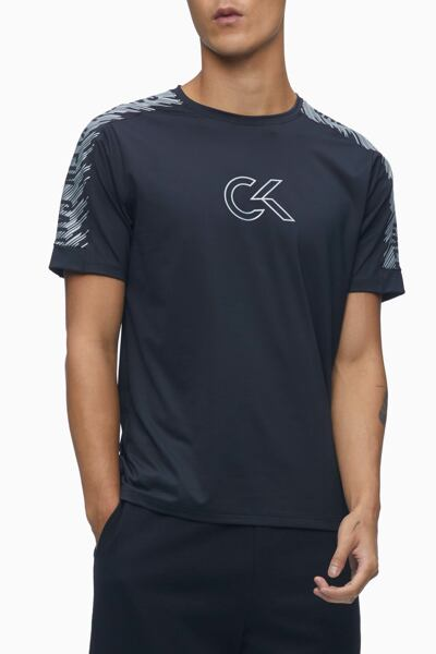 남성 액티브 아이콘 쿨터치 티셔츠 4MT1K102-007 4MT1K102007