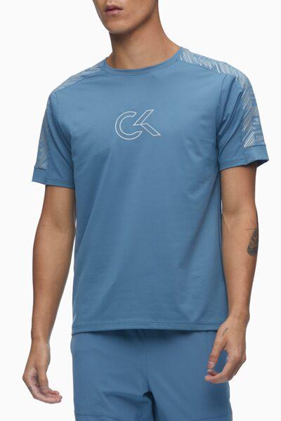 남성 액티브 아이콘 쿨터치 티셔츠 4MT1K102-406 4MT1K102406