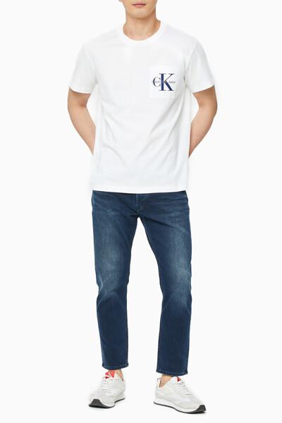 남성 90 S 모노그램 포켓 티셔츠 J319625-0F4 J3196250F4