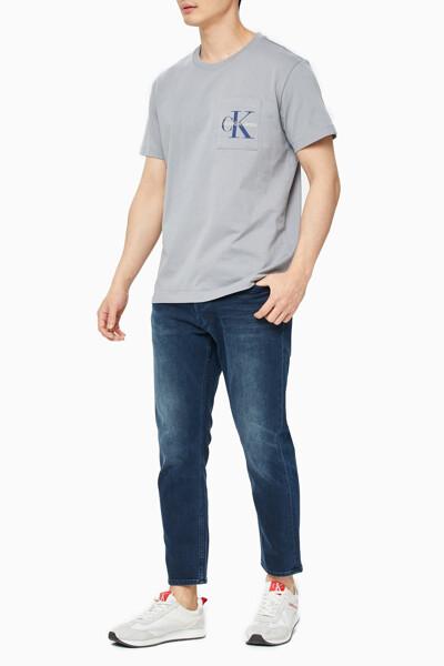 남성 90 S 모노그램 포켓 티셔츠 J319625-PRY J319625PRY