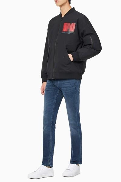 남성 포토 프린트 보머 재킷 J319245-BEH J319245BEH