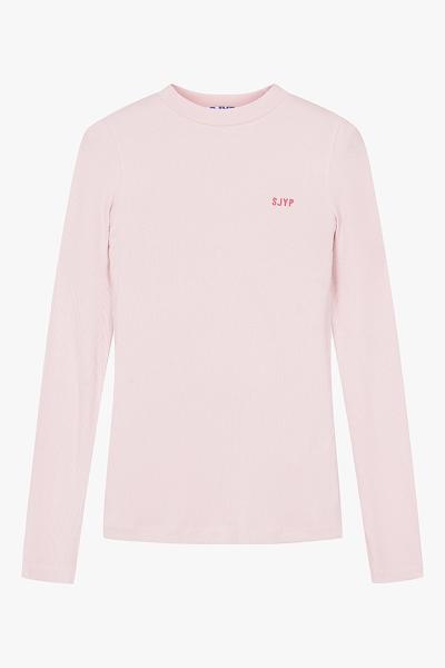 슬림핏 베이직 티셔츠