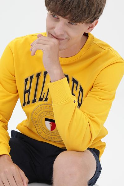 코튼 오버핏 스트릿 맨투맨 티셔츠