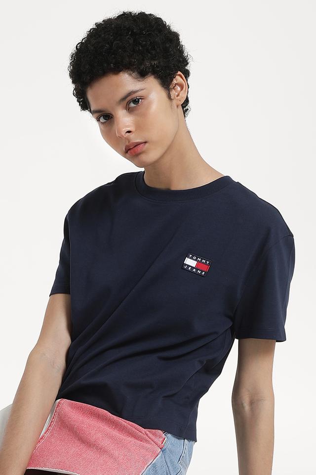 플래그 반소매 티셔츠