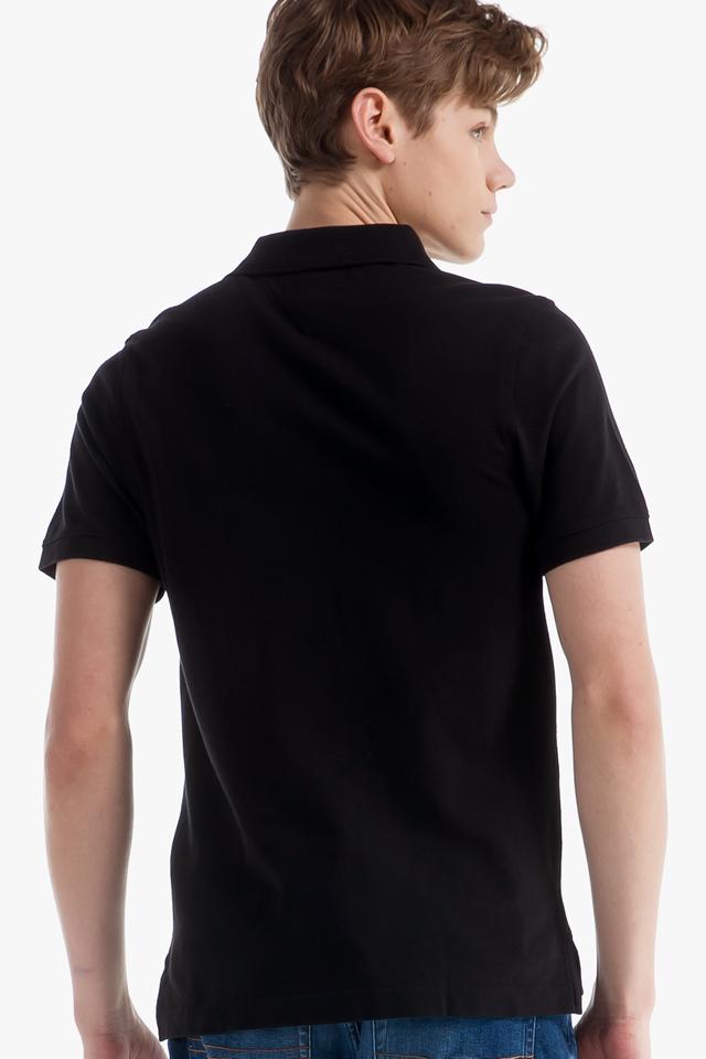 코튼 베이직 폴로 티셔츠