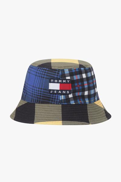 헤리티지 버킷 모자