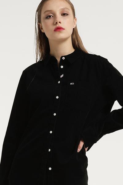 코듀로이 레귤러핏 포켓 셔츠