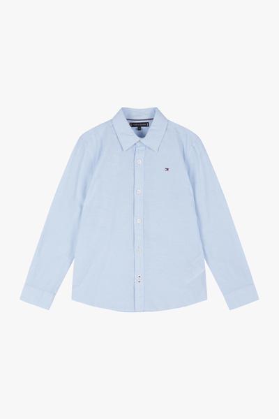 면혼방 레굴러핏 베이직 셔츠
