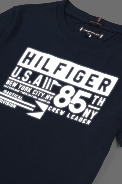 리플렉티브 반소매 티셔츠